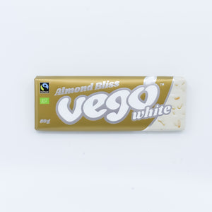 Vego White - Almond Bliss 50g - Bel & Brio Shop Online | Supermarket , Bottle Shop , Restaurant Deliveries