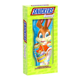 Snickers - Easter Bunny 141g - Bel & Brio Shop Online | Supermarket , Bottle Shop , Restaurant Deliveries
