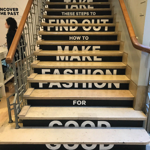 find out how to make fashion for good - habile était là