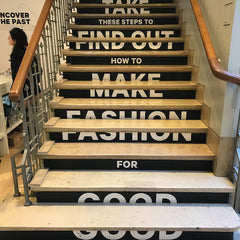 how to make fashion for good