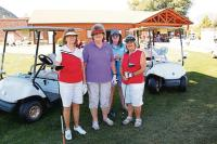Charity golf tourney a success