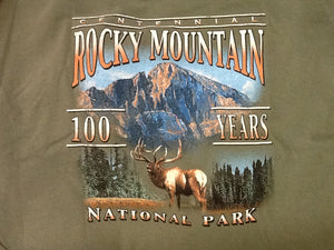 Celebrate the Centennial of RMNP