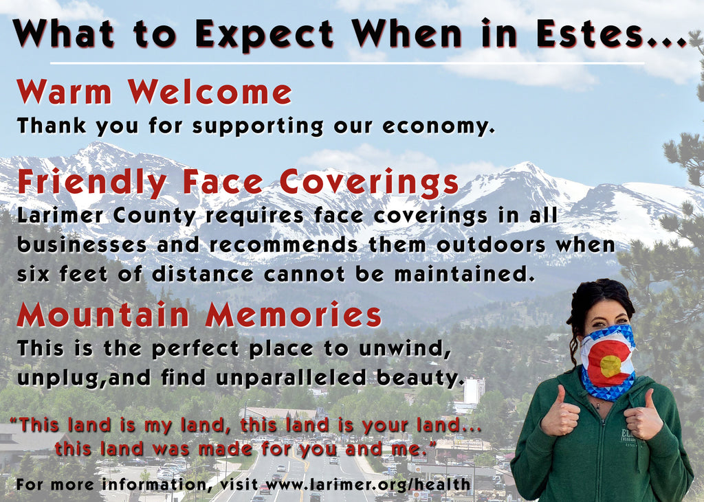 What to Expect when in Estes...