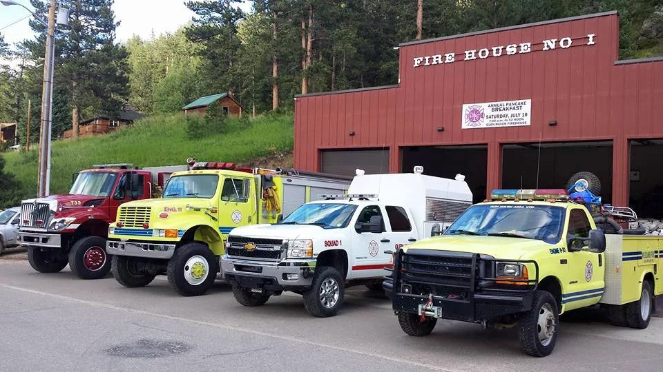 Support the Glen Haven Area Volunteer Fire Department
