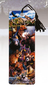RMNP Collage Bookmark