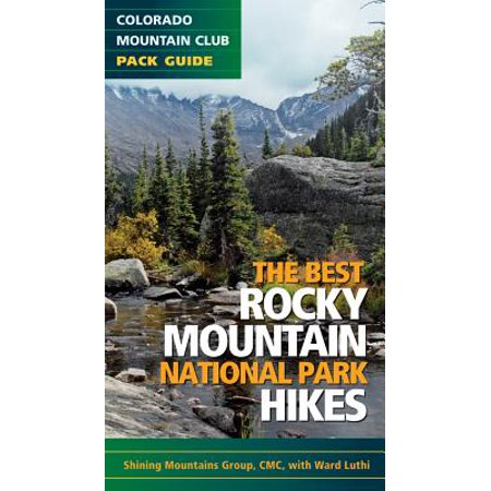 Book - The Best Rocky Mountain NP Hikes