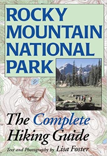 Book - Hiking Rocky Mountain National Park - The Complete Hiking Guide
