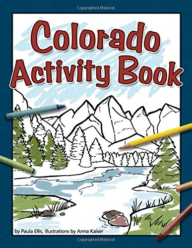 Book - Colorado Activity Book