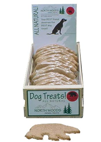 Bear Doggie Treat