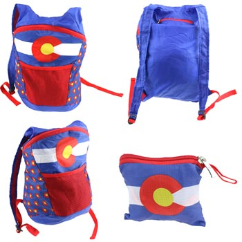 Colorado Packable Backpack