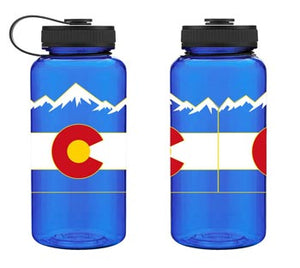 Colorado Water Bottle