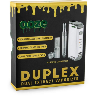 Load image into Gallery viewer, Ooze Duplex Vaporizer
