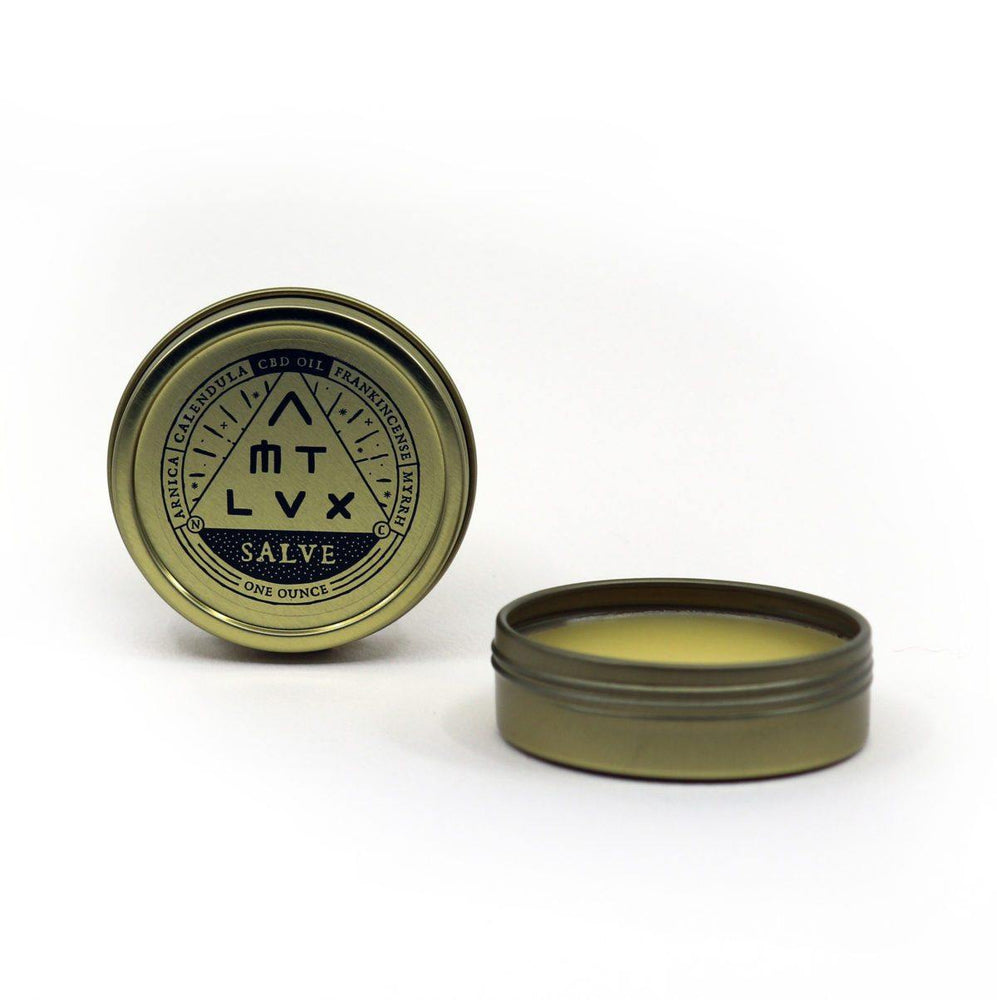 Lux Botanicals - Mount Lux CBD Salve - 250mg