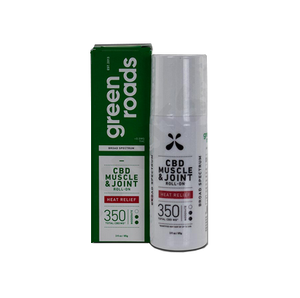 Green Roads - Heat Relief Roll-On