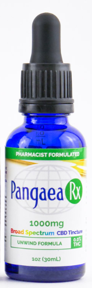Pangaea Rx Unwind Formula - Inno Medicinals | Innovative CBD Products for Health & Wellness