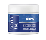CBD Living CBD Salve - 500mg