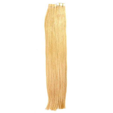 Dirty Blonde Tape-in Brazilian Extensions