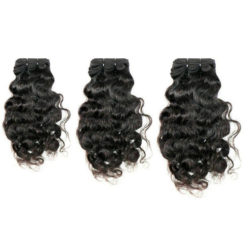 Indian Raw Curly Hair Bundle Deal