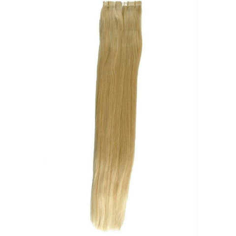 Russian Blonde Tape-in Brazilian Extensions