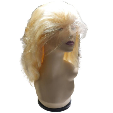 Front Lace Blonde Brazilian Body Wave Wig