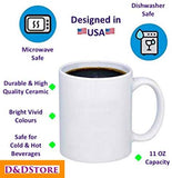 11OZ PREMIUM PORTABLE COFFEE MUGS FUNNY - DONALD DUCK - GIFT IDEAL FOR MEN, WOMEN, MOM, DAD, TEACHER, BROTHER OR SISTER #2121