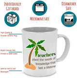 Fun Coffee Mug for Graduation, Retirement, Thank You, Teacher Gifts - Printed on Both Sides!