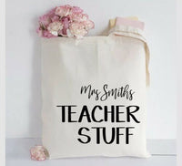 TEACHER GIFTS! ️️️ Personalised, **HANDMADE**