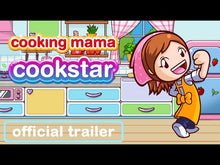Load and play video in Gallery viewer, Cooking Mama: Cookstar Nintendo Switch (2020)