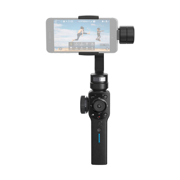 Zhiyun Smooth 4 3-Axis Handheld Gimbal Stabilizer YouTube Video Vlog Tripod for Smartphone (Black)