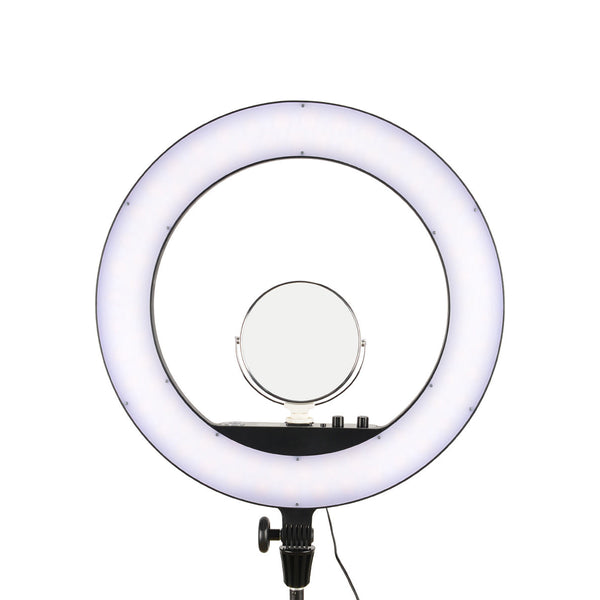 "Godox LR-160 LED Bi-Color Ring Light 19.4"" 49.3cm 160 LEDs Fill Light for Photography Vlogging Makeup LR160"