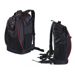 CC8 - Large Canon Camera Backpack with Rain Cover and Laptop Sleeve Large