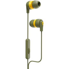 Skullcandy INK'D+ Wired In-Ear Earbuds with Microphone Headphone Earphone INK'D PLUS