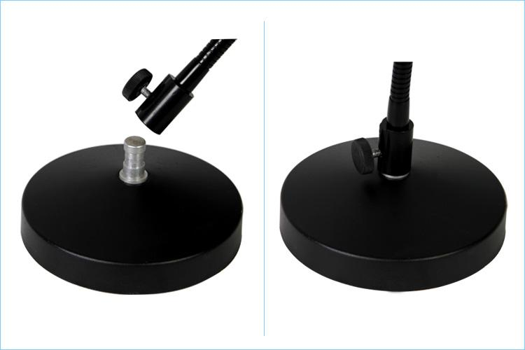 Table Top Light Holder For Ring Light (RL18 R48b R40b RL12 RL06)