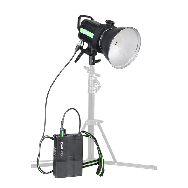 Phottix Indra 500 TTL Studio Light and Battery Pack Kit (00306 , PH00306)