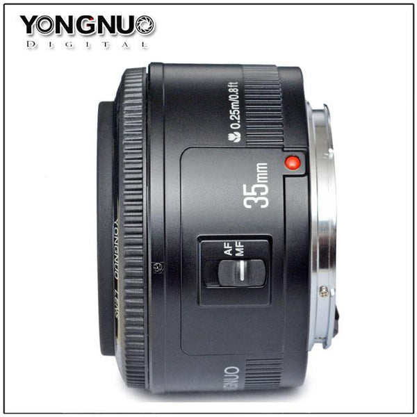 Yongnuo YN35mm f/2 Lens for Canon EF YN 35mm
