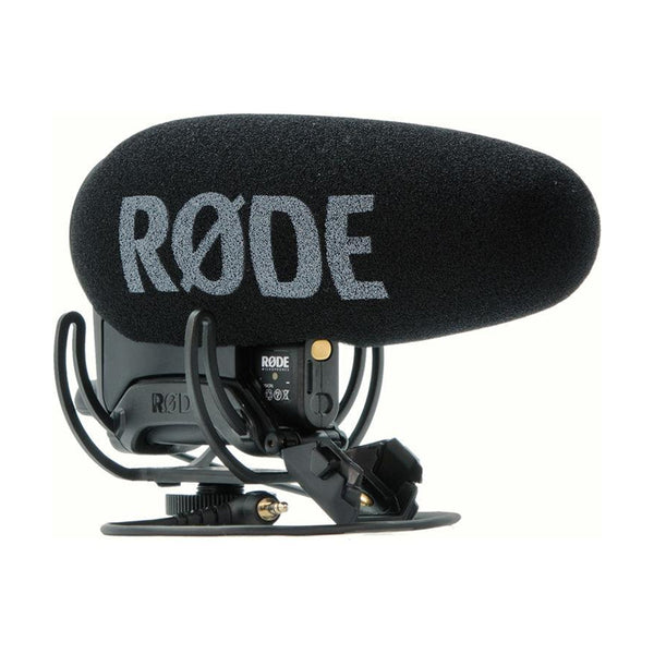 Rode Videomic Pro+ On-Camera Shotgun Condenser Microphone with FREE Deadcat (Pro Plus)