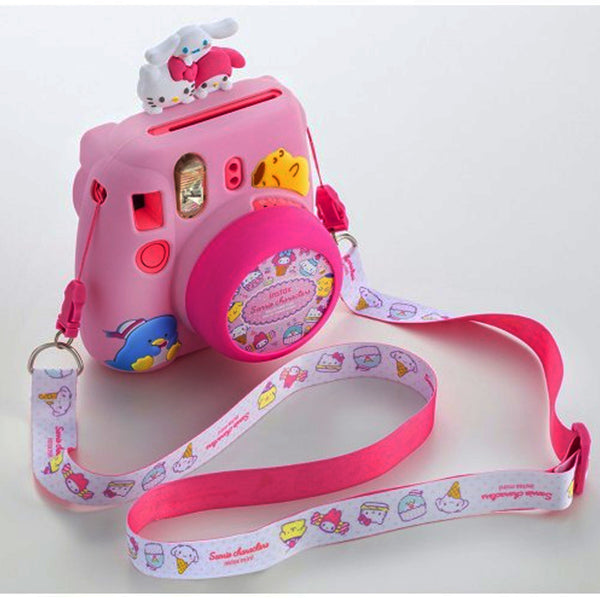 FUJIFILM INSTAX MINI 9 SANRIO KIT FLAMINGO PINK