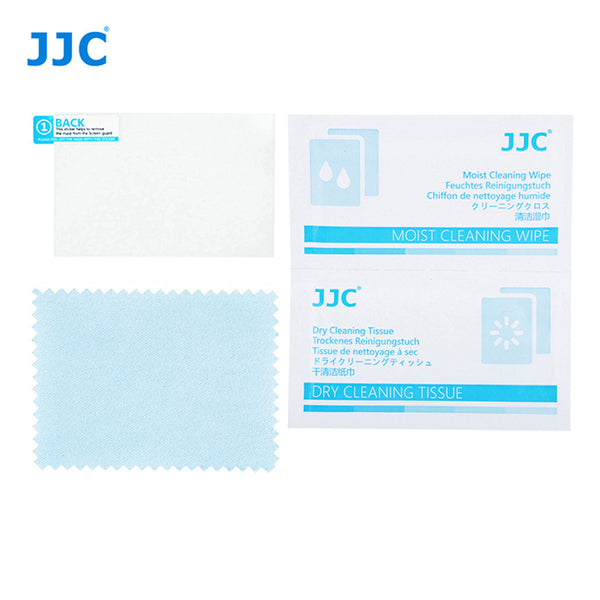 JJC Ultra-thin LCD Screen Protector for CANON EOS 77D, 9000D (GSP-77D)