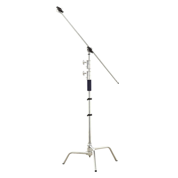 Phottix Professional Light C Stand and Boom Arm 380cm / 12.5 ft / 150 Inches (88230 , PH88230)