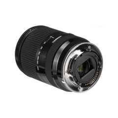 Tamron B011SE 18-200mm F/3.5-6.3 Di III VC Lens for Sony Mirrorless E Mount Crop Frame (Black)