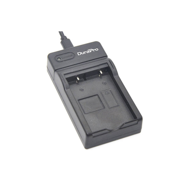 DuraPro USB Camera Battery Charger For Canon LP-E10 Battery