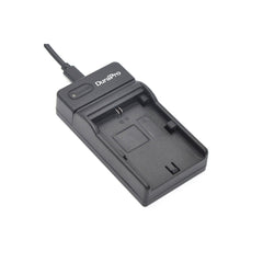 DuraPro USB Camera Battery Charger For Sony NP-FW50 Battery