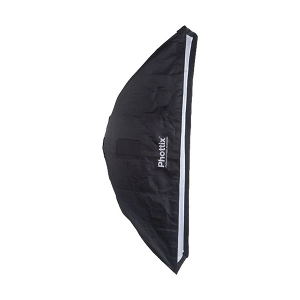 Phottix 2 in 1 Strip Softbox with Grid 35x140cm / 14x55 Inches (82670 , PH82670)