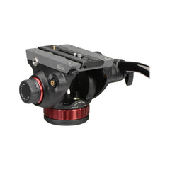 Manfrotto MVK502055XPRO3 MVH502AH Fluid Video Head with MT055XPRO3 tripod