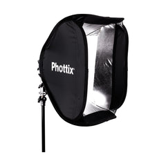 Phottix Transfolder Softbox 60x60cm / 24x24 Inches (82523 , PH82523)