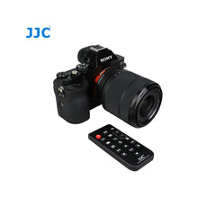 JJC Infrared Remote Control Replaces Sony RMT-DSLR1 and RMT-DSLR2 (RM-DSLR2)
