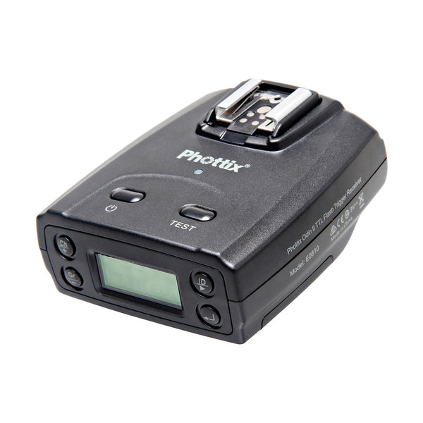 Phottix Odin II TTL Flash Trigger Receiver for Canon (89072 , PH89072)