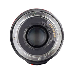 Yongnuo YN 50mm f/1.8 II Lens for Canon EF (Black)