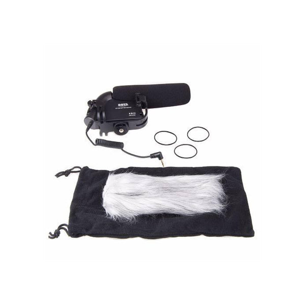 Boya BY-VM190 Professional Directional Video Condenser Shotgun Microphone For DSLR VM190