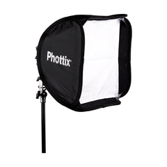 Phottix Transfolder Softbox 40x40cm / 16x16 Inches (82521 , PH82521)